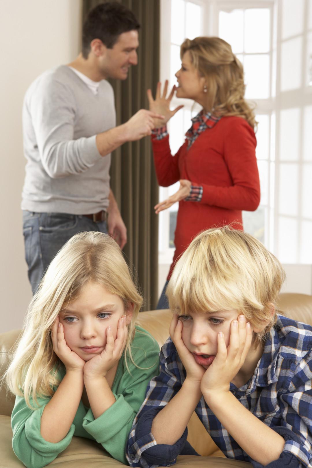 Постоянные ссоры в семье, что делать? Как избежать семейных 16